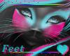 Pandora ~Furry Feet