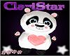 Kids Panda Plushie