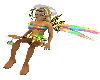 Blonde Woodland Fairy