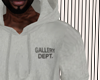 GDept Grey Hoodie V2
