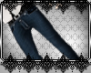 *D™Skinny Blue Jeans M