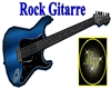 Rock Gitarre Blue