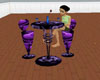 Romantic Purple Table