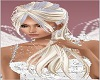 White Angelina Hair