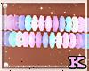*K Sugar armband R