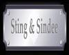 Custom Sting & Sindee