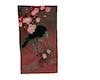 Crow w CherryBlossoms