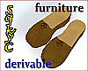 Derivable Slippers