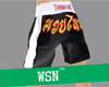 [wsn]Thai boxing#black