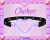 Choker | Purple