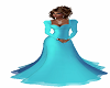 LOS Sara Turquois Gown