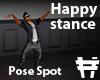 RC Happy stance !