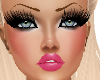 Noelia open lips Head