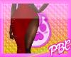 *PBC* XXL Diva Red