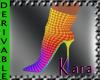 (Kara) DRV Pointed Heels