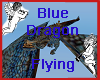 Blue Dragon Flight