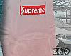 Pink Supreme Hoodie