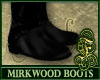 Mirkwood Boots Black M