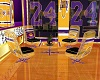 Laker Club Seating