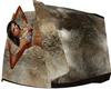 Native Sleeping Furs