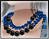 [Sev] Chained Neck Blue