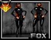 [FX] XL Black Catsuit 1