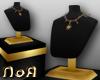 *NoA*Jewel Display/Gold