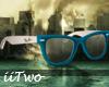 iiT| Rayban Wayfers Blue
