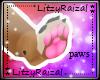 {L} Pink Paws v2