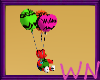 Derivable Bear /Balloons