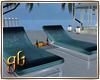 Blue Island Lounge Set