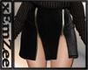 MZ - Nea Skirt Black