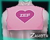Zef Crop Top