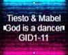 Tiesto -god is a dancer