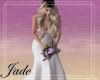 Wedding Flower Throw