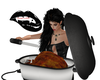 Turkey Roaster Animated