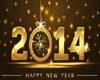 2014HAPPY NEW YEAR POSTR