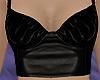 black leather tank
