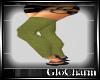Glo* GreenKnitLeggings