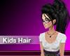 (M) Kids Black Hair 6