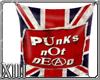 XIII Punk UK Banner