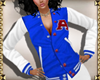 C| Varsity Sports Jacket