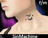 [SMn] Neck Piercing