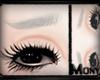Sad / White Eyebrows 01