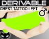  SIN Der.Tattoo chest LT