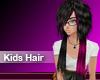 (M) Kids coloured Hair