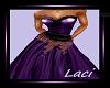 ~Purple Fantasy Gown~