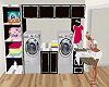 Animated Laundry Unit
