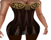 Tynia Cocoa Dress