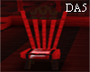 (A) Dark Tavern Chair
